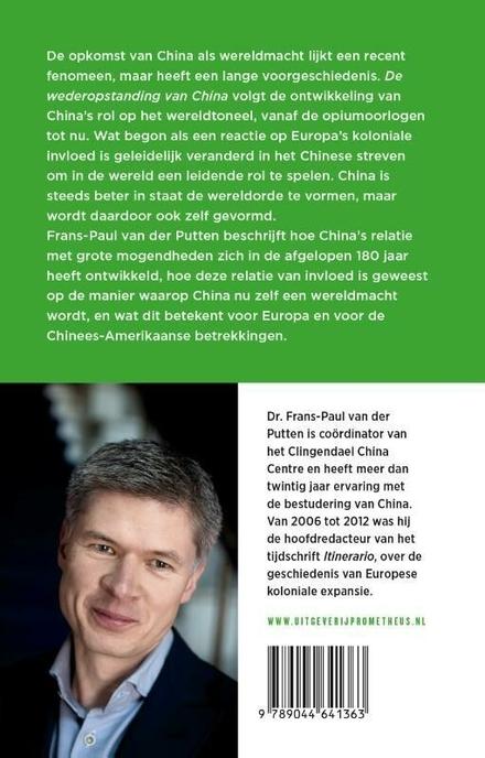 De wederopstanding van China : van prooi tot wereldmacht