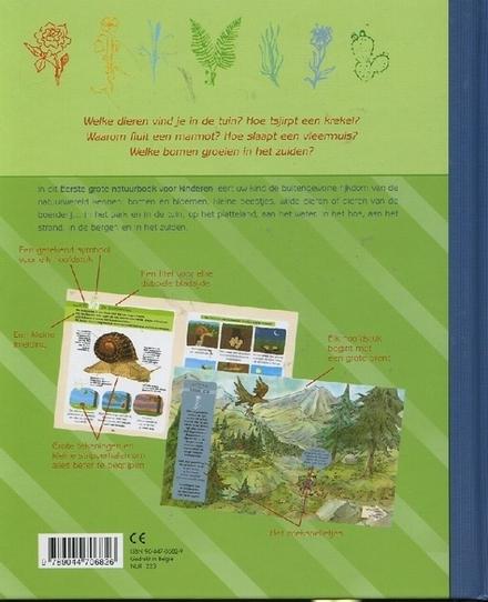 Eerste grote natuurboek voor kinderen
