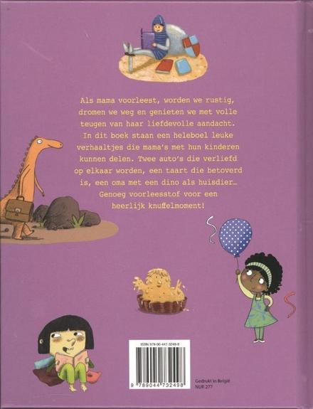 Voorleespret met mama : de mooiste verhaaltjes om voor te lezen en naar te luisteren