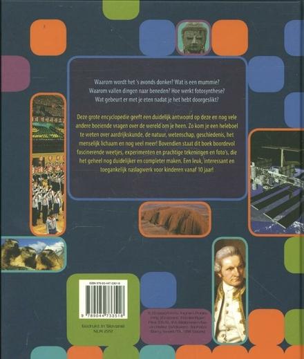 De grote jeugdencyclopedie in vraag en antwoord