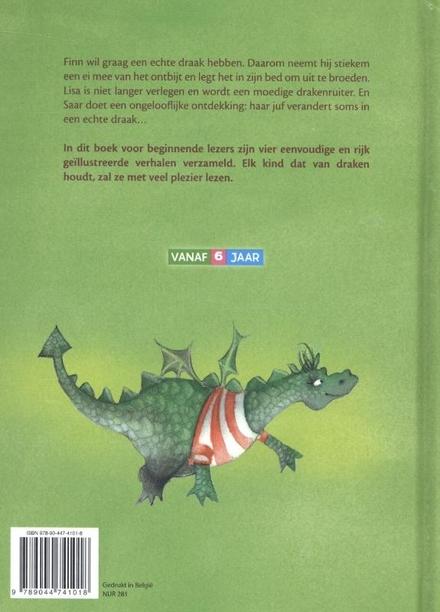 Drakenverhalen voor beginnende lezers