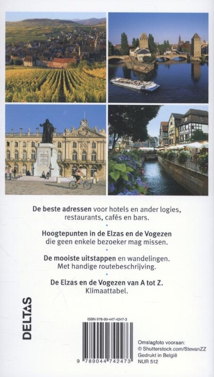 Elzas en Vogezen : ontdekken en beleven!
