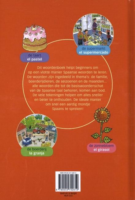 Spaans leren voor kinderen : zo leer je eenvoudig en snel meer dan 1000 Spaanse woorden