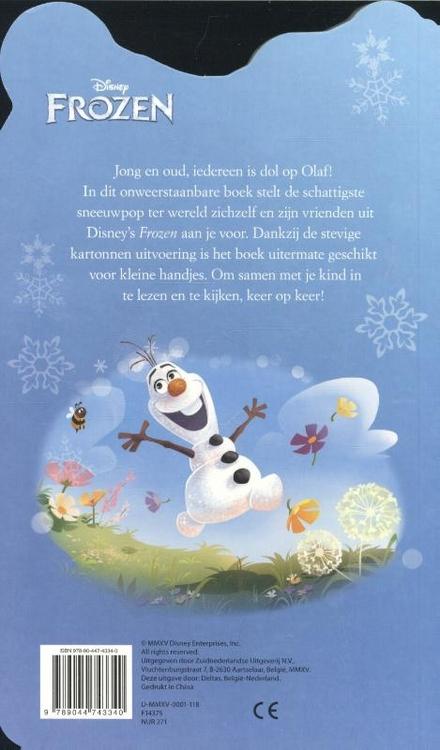 Olaf en zijn vrienden