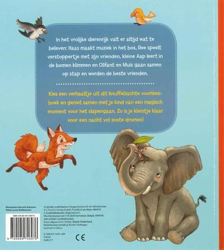 De mooiste dierenverhalen voor de allerkleinsten