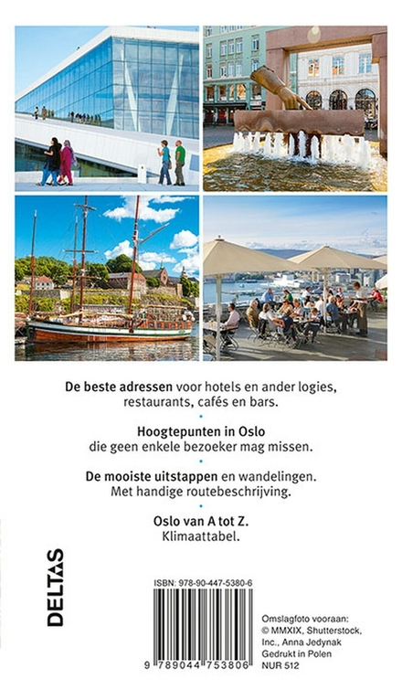 Oslo : ontdekken en beleven!
