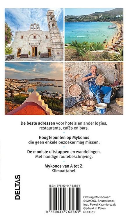 Mykonos : ontdekken en beleven!
