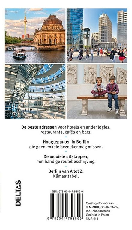 Berlijn : ontdekken en beleven!