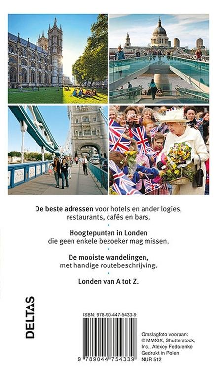 Londen : ontdekken en beleven!
