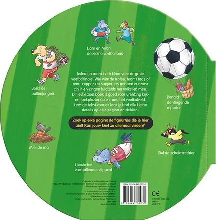Mijn leukste voetbal zoekboek