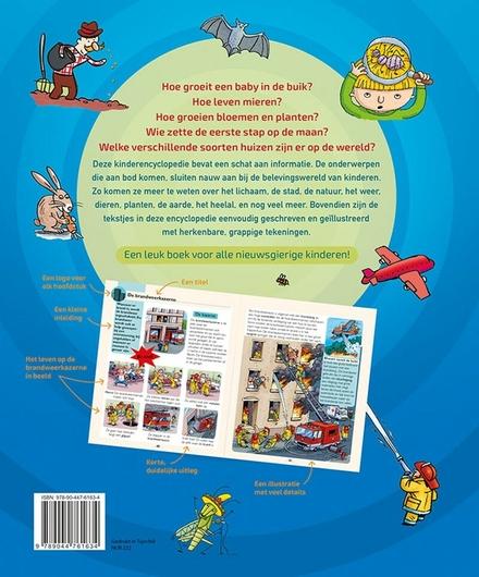 De grote kinderencyclopedie : alles wat je moet werten over de wereld om je heen