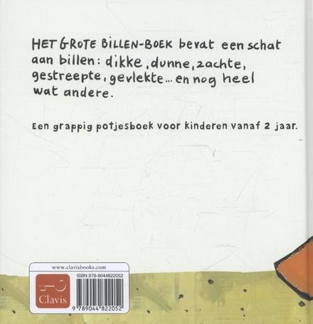 Het grote billen-boek