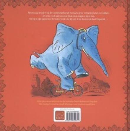 De superreuzevervelende olifant