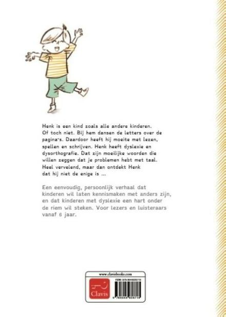Henk en de dansende letters