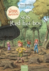 SOS red het bos
