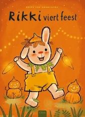 Rikki viert feest