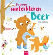 De warme winterkleren van Beer