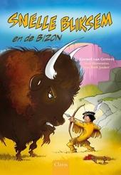Snelle Bliksem en de bizon