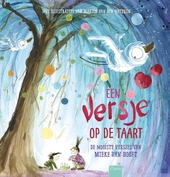 Een versje op de taart : de mooiste versjes van Mieke van Hooft