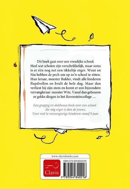Niet spieken op pagina 39