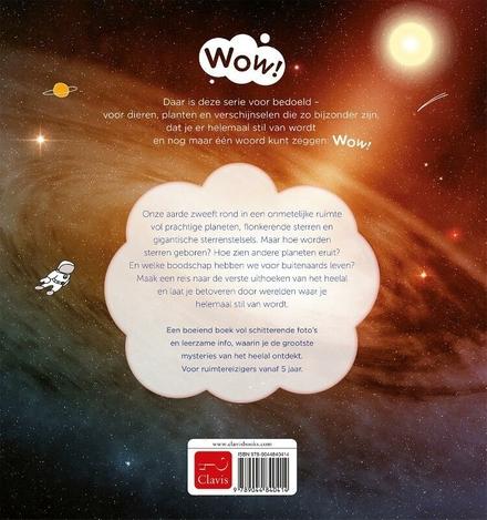 Geheimen van het heelal : reis door de ruimte