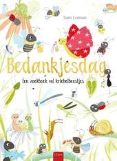 Bedankjesdag : een zoekboek vol kriebelbeestjes