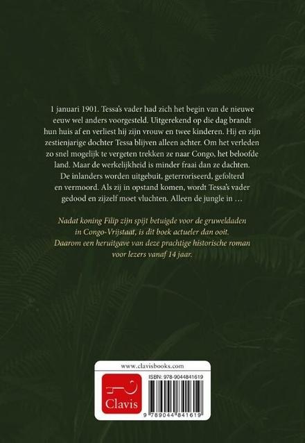 Ik ben de jachtluipaard : een roman over Belgisch Congo