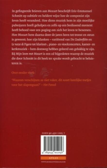 Mijn leven met Mozart : roman