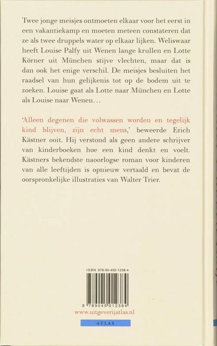 Dubbele Lotje : een roman voor kinderen