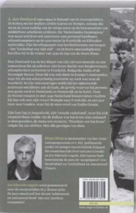 Dronken van het leven : A. den Doolaard : zwerver, schrijver, journalist