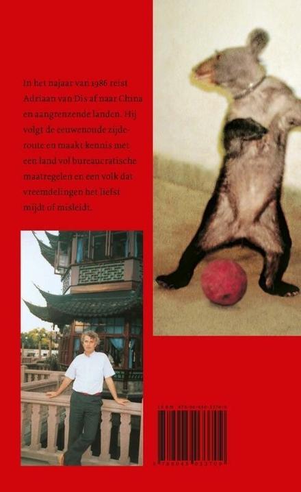 Een barbaar in China : een reis door Centraal-Azie