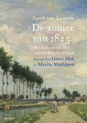 De zomer van 1823 : dagboek van zijn voetreis door Nederland