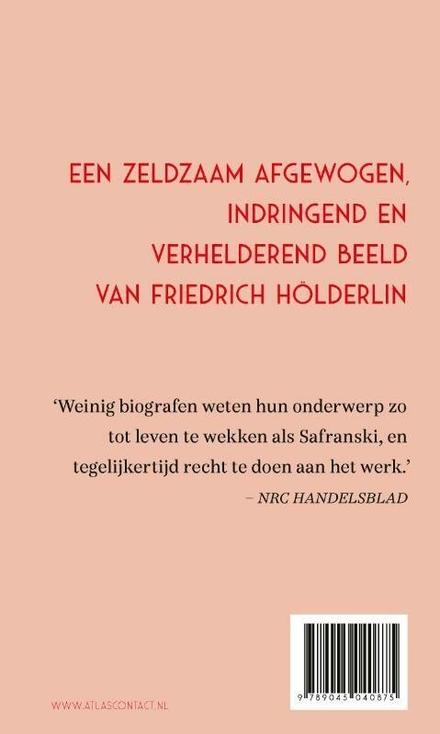 Hölderlin : biografie van een mysterieuze dichter