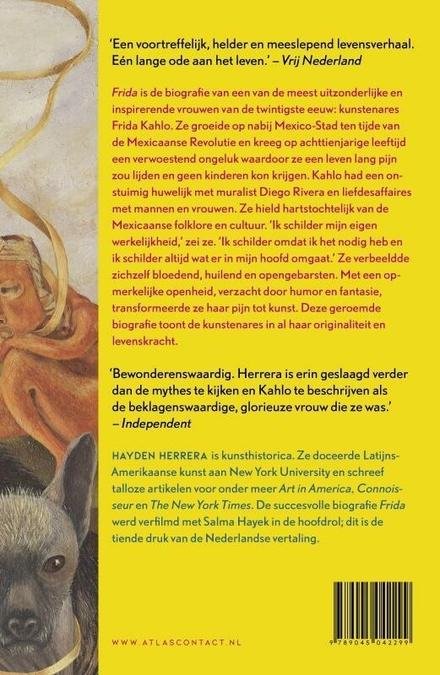 Frida : een biografie van Frida Kahlo