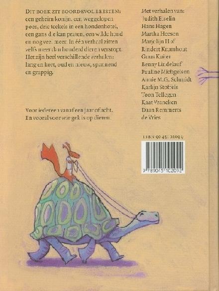 Een boek vol beesten