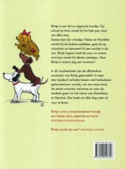 Het grote Rintje voorleesboek