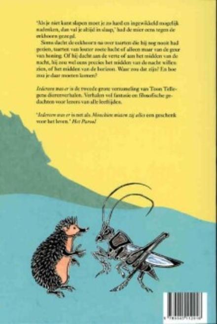 Iedereen was er : meer verhalen over de eekhoorn en de andere dieren
