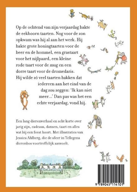 De verjaardag van de eekhoorn en andere dieren