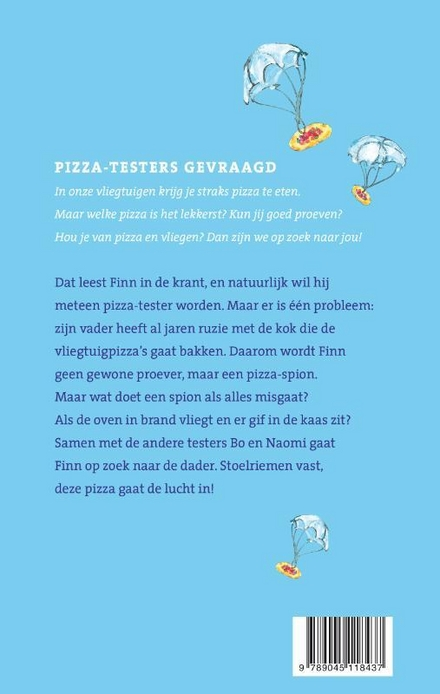 De pizza-spion
