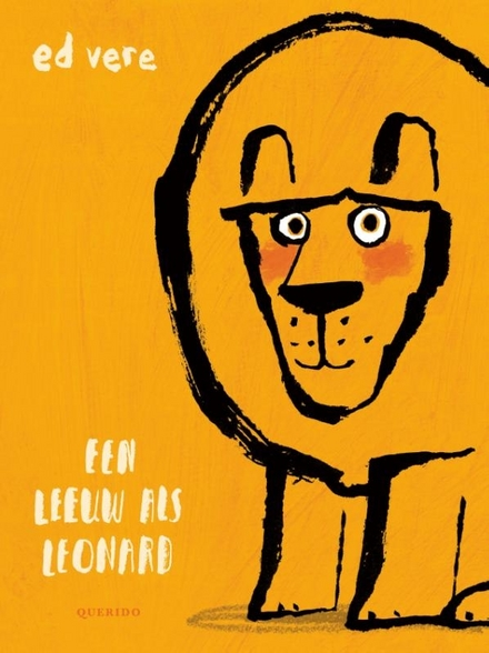 Een leeuw als Leonard