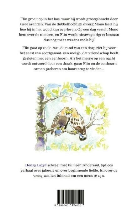 Flin, of De verloren liefde van een eenhoorn