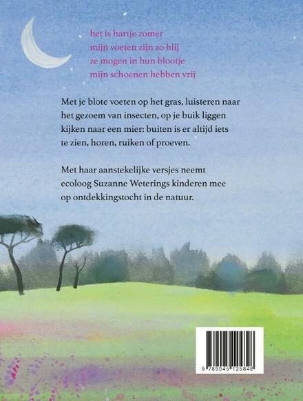 Een krekel in mijn slaapzak : versjes over de natuur