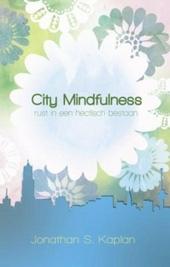 City mindfulness : rust in een hectisch bestaan