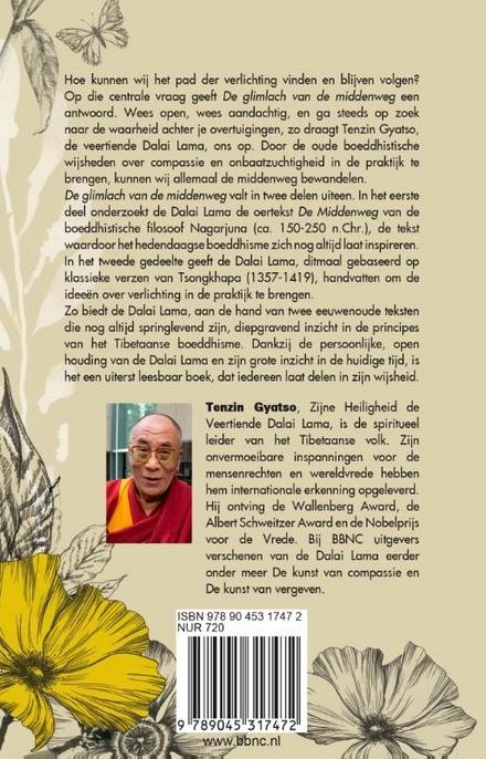 De glimlach van de middenweg : volg de Boeddha op zijn pad naar verlichting