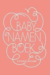 Babynamenboek : 10.000 jongens- & meisjesnamen