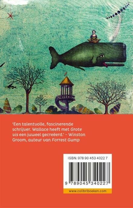 Grote vis : een roman van mythische proporties