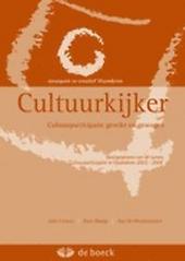 Cultuurkijker : cultuurparticipatie gewikt en gewogen : basisgegevens van de survey Cultuurparticipatie in Vlaander...