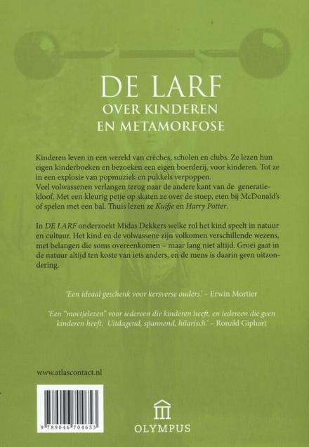 De larf : over kinderen en metamorfose