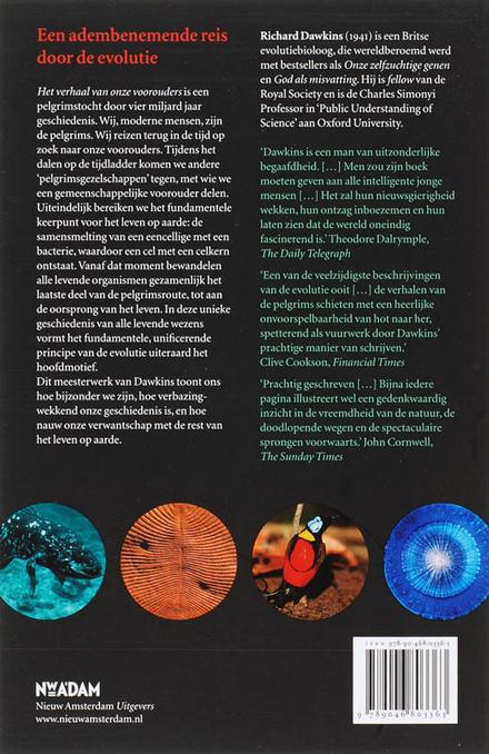 Het verhaal van onze voorouders : een pelgrimstocht naar de oorsprong van het leven