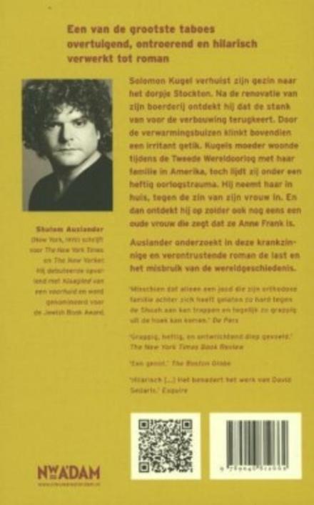 Anne Frank leeft en woont op zolder